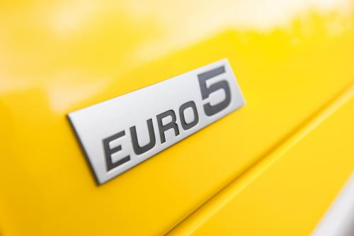 Only Euro-5 fuel standard is active in Ukraine since 2018
